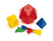 Polydron Mengensatz gleichseitige Dreiecke 100 Teile