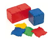 Polydron Mengensatz Quadrate 40 Teile