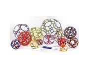 Polydron Rahmen Archimedische Körper Set Groß 452 Teile