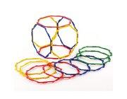 Polydron Frameworks Mengensatz Achtecke/Oktagone 18 Teile