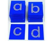 Tastplatten Kleinbuchstaben abc