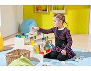 Bau- und Spielstufen mit Spiegel