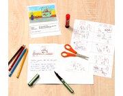 Satzzeichentrainer, Lernmaterial, 3.-4. Klasse
