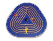 Wandkreisel Labyrinth, mit Wandhalterung, Ø 62,5 cm