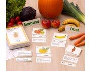 Obst und Gemüse, Arbeitsmaterial