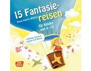 15 Fantasiereisen für Kinder von 4-10, Doppel-CD