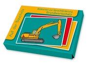 Grundwortschatz: Auf der Baustelle, Bildkarten, 1-7 Jahre