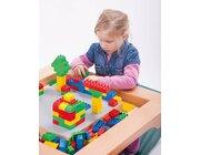 LEGO Spieltisch für LEGO und DUPLO inkl. Steine 51000