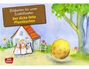 Kamishibai Bildkartenset - Der dicke fette Pfannkuchen, ab 2 Jahre