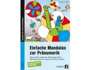 Einfache Mandalas zur Pränumerik, Buch, 1. Klasse/Vorschule