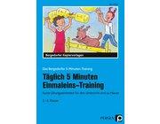 Täglich 5 Minuten Einmaleins-Training, Kopiervorlagen, 2. und 3. Klasse