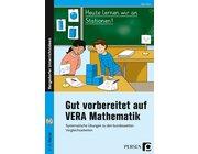 Gut vorbereitet auf VERA Mathematik, Buch inkl. CD, 2. und 3. Klasse