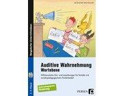 Auditive Wahrnehmung - Wortebene, Buch inkl. Audio-CDs, 2. bis 4. Klasse