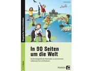 In 90 Seiten um die Welt, Buch, 2. bis 4. Klasse