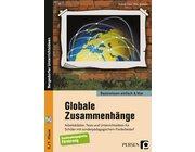 Globale Zusammenhänge - einfach & klar, Buch inkl. CD-ROM, 8. und 9. Klasse