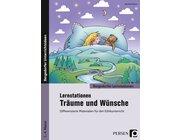 Lernstationen Träume und Wünsche, Buch, 1. bis 4. Klasse