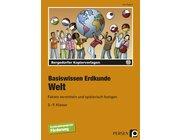 Basiswissen Erdkunde: Welt, Kopiervorlagen inkl. CD, 5.-9. Klasse