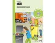Müll, Heft inkl. CD-ROM, 1.-4. Klasse