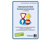 Lebenspraxis-Quiz: Verkehrssicherheit, 1. bis 6. Klasse