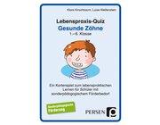 Lebenspraxis-Quiz: Gesunde Zähne, 1. bis 6. Klasse