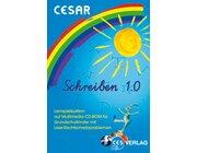 CESAR Schreiben 1.0 Einzelplatzlizenz, 1.-4. Klasse, CD-ROM