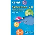 CESAR Schreiben 2.0 Einzelplatzlizenz für Schule und Therapie, CD-ROM, 4.-6. Klasse