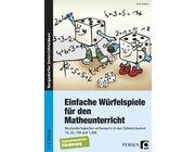Einfache Würfelspiele für den Mathematikunterricht, Broschüre, 1.-6. Klasse