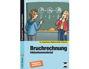 Bruchrechnung - Inklusionsmaterial, Buch inkl. CD, 5.-6. Klasse