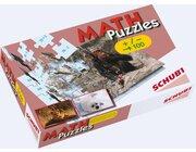 MATHpuzzles - Addition und Subtraktion bis 100, 6-9 Jahre