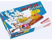 MATHpuzzles - Zählen bis 12, 6-9 Jahre