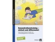 Konzentrationstraining - einfach und differenziert, Buch, 1.-4. Klasse