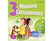 3 Minuten Entspannung, Buch, 3-8 Jahre