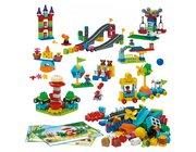 LEGO DUPLO Vergnügungspark MINT+, 295 Teile Set, 3-5 Jahre