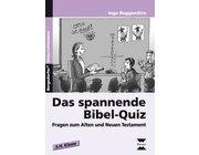 Das spannende Bibel-Quiz, Broschüre, 3.-4. Klasse