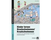 Kinder lernen Brustschwimmen/Kraulschwimmen, Buch, 3.-4. Klasse