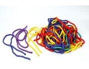 Seile in 10 Farben zwischen 50 und 200 cm