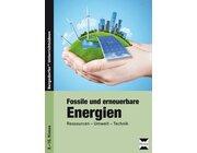 Fossile und erneuerbare Energien, Buch, 8.-10. Klasse