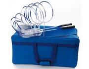 Badminton-Schulset mit Tasche, 12 Schläger