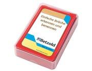 Einfache Brüche erkennen und benennen, Kartensatz, 7-9 Jahre