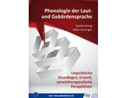 Phonologie der Laut- und Gebärdensprache, Buch