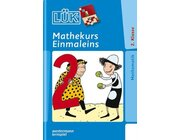 LÜK Mathekurs Einmaleins, 2. Klasse