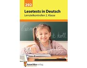 292 Lesetests in Deutsch - Lernzielkontrollen 2. Klasse