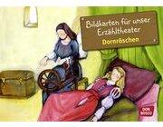 Kamishibai Bildkartenset - Dornröschen