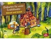 Kamishibai Bildkartenset - Hänsel und Gretel