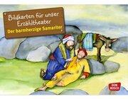 Kamishibai Bildkartenset - Der barmherzige Samariter, 3-10 Jahre