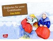 Kamishibai Bildkartenset - Frau Holle Bildkarten