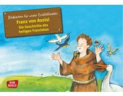 Kamishibai Bildkartenset - Franz von Assisi, 3-10 Jahre