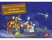 Kamishibai Bildkartenset - Die Weisen aus dem Morgenland, 3-8 Jahre