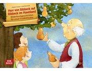 Kamishibai Bildkartenset - Herr von Ribbeck auf Ribbeck im Havelland, 4-10 Jahre