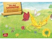 Kamishibai Bildkartenset - Die drei Schmetterlinge, 3-6 Jahre